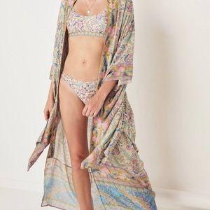 Spell & the Gypsy Collective Oasis Maxi Kimono M/L
